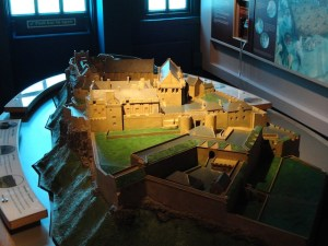 picture of Model of Stirling castle