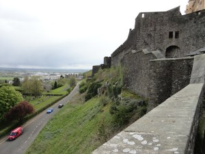 Picture of Stirling castle walls