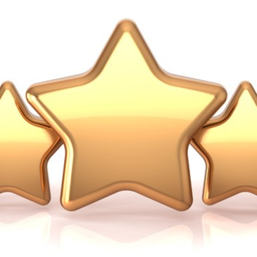 In praise of five star reviews
