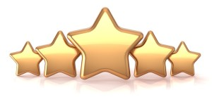 picture of five stars