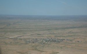 Marree from the air