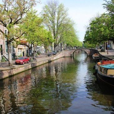 Wandering around Amsterdam