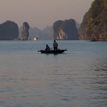 Ha Long Bay – where a picture isn't worth a thousand words