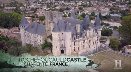 castle Rouchefaucauld 4