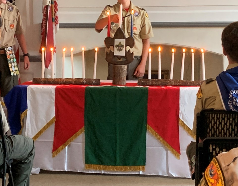 The Great Scoutmaster's Promise