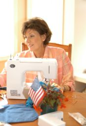 Kathleen_Sewing