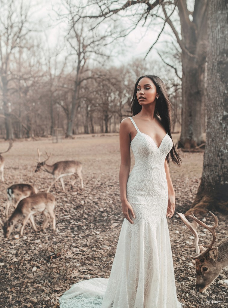 Disney princess wedding dress Pocahontas