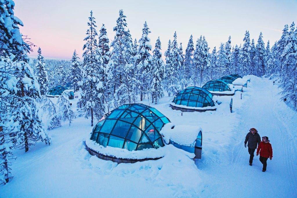 ice village destination wedding resort
