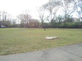 Doug & Zeke. took this pic to show the size of the dog park-only about 1/3 shown here.