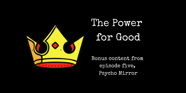 the power for good