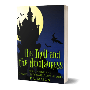 The Troll and The Minotauress