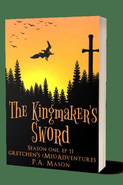 the kingmaker's sword cover