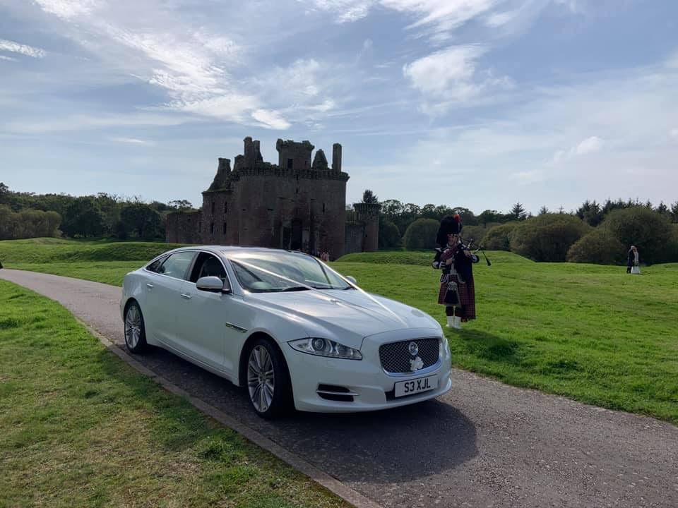 Caerlaverock Castle wedding