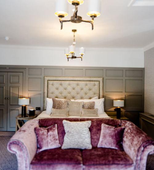 Queensbury Clayton - Gretna Hall Hotel Suite, Gretna Green
