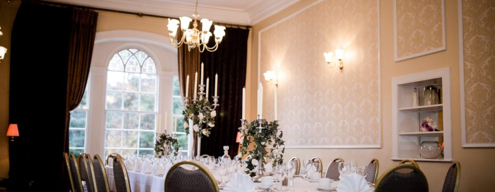 Drawing Room Suite at Gretna Hall Hotel