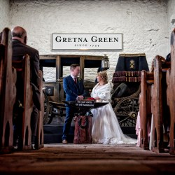 Gretna Green Weddings - Weddings at Gretna Hall The Coach House