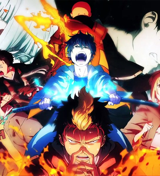 blue exorcist kyoto saga 01