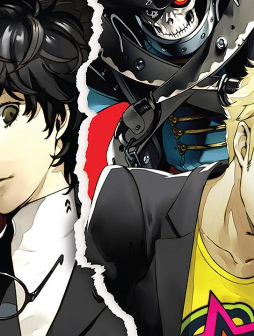 Persona 5 test cover grettogeek