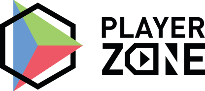Logo Player-Zone - GrettoGeek