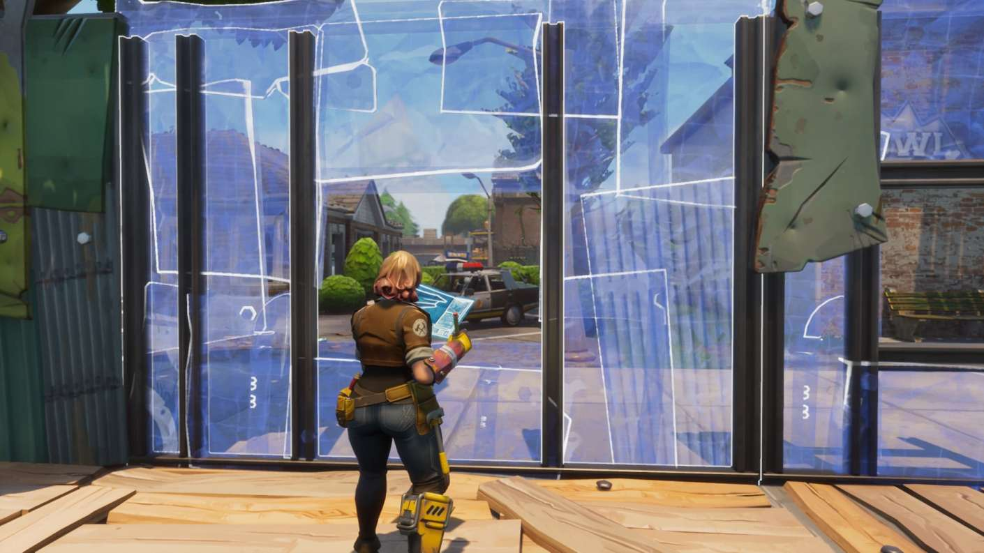 Fortnite Early-Access Test - 0005