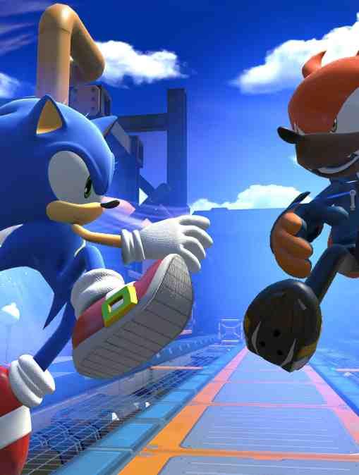 Sonic Forces Screenshot - 0004