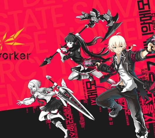 soul worker cover