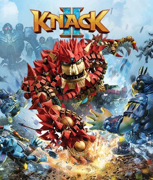 knack 2 démo cover