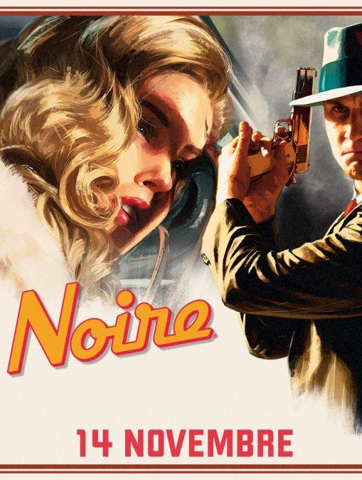 L.A Noire 4k trailer