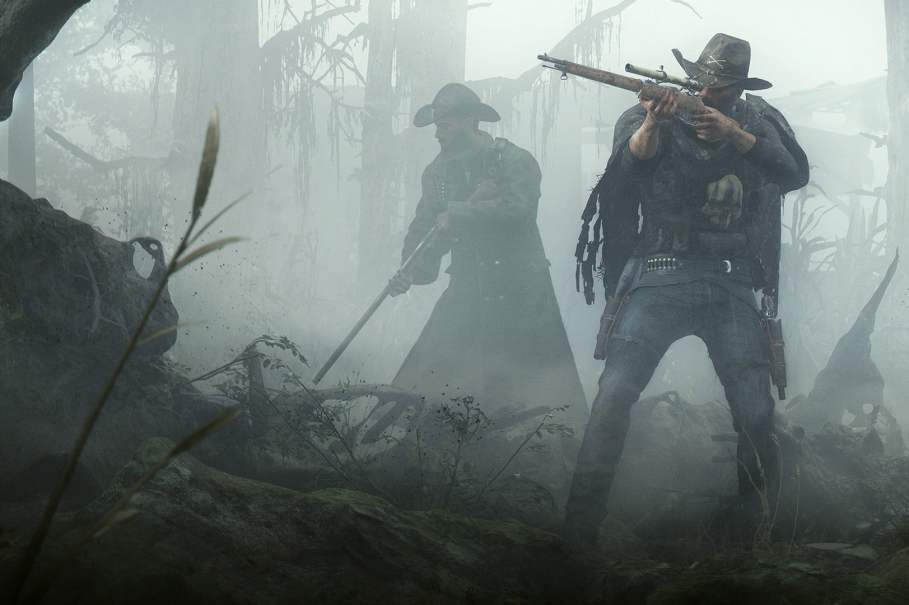 hunt showdown avis
