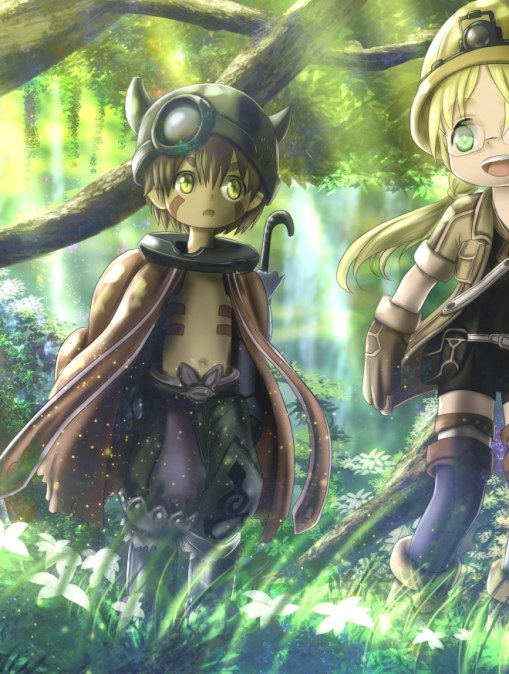 made in abyss animés