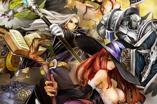 Dragon's Crown Pro Hardened Edition