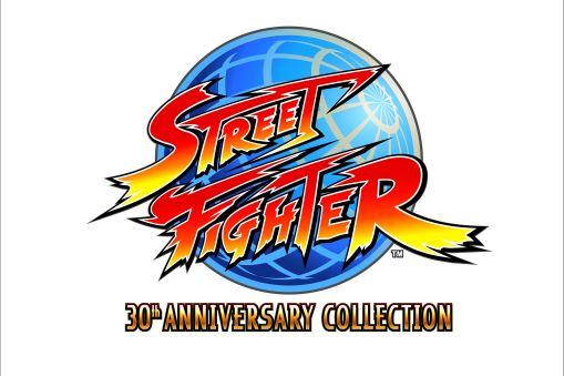 Street Fighter V 30th anniversary.