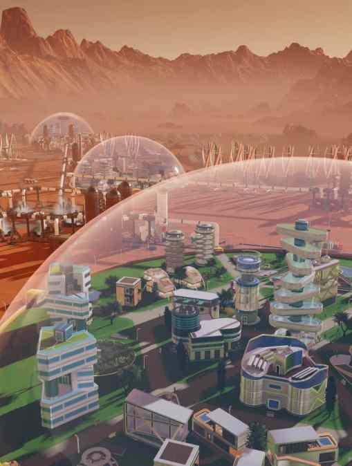 Surviving Mars Screenshots