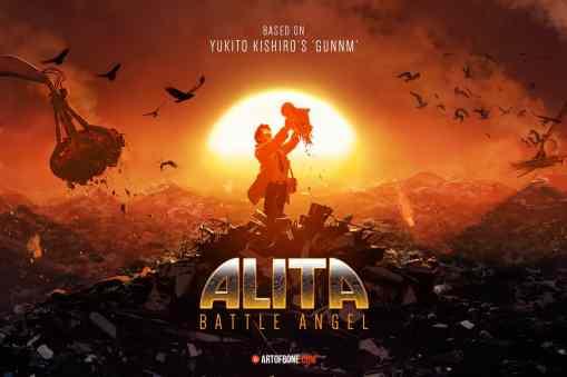 alita battle angel instant trailer