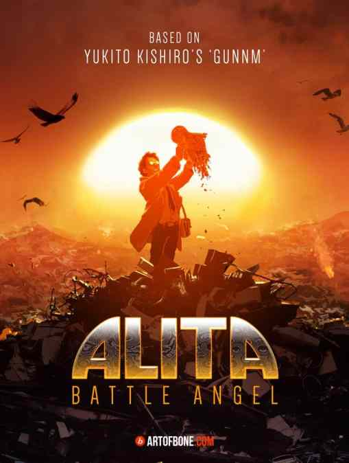 alita battle angel instant trailer