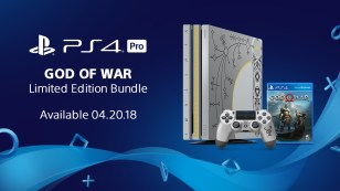 god of war ps4 pro collector
