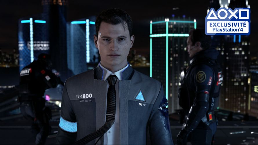 detroit become human connor demo