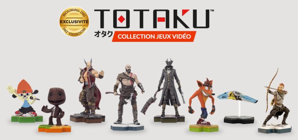 figurine Totaku 1er vague france