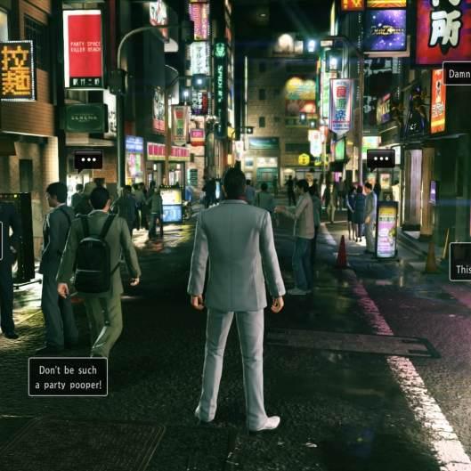 YAKUZA KIWAMI 2 screenshots
