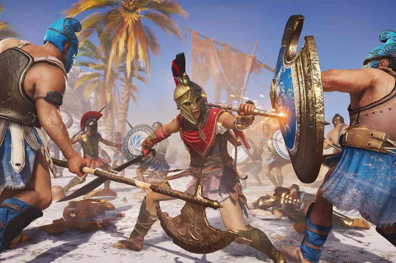 assassin's creed odyssey config pc
