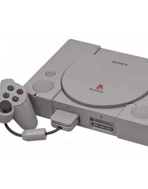 Playstation Classic Cover