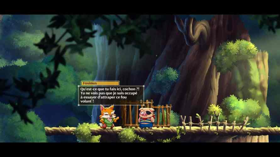Monster Boy et le Royaume Maudit test