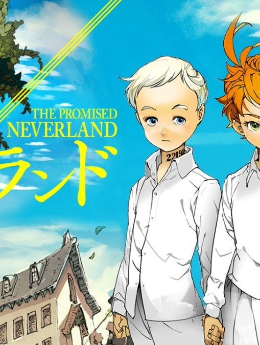 the promised neverland animées hiver 2019