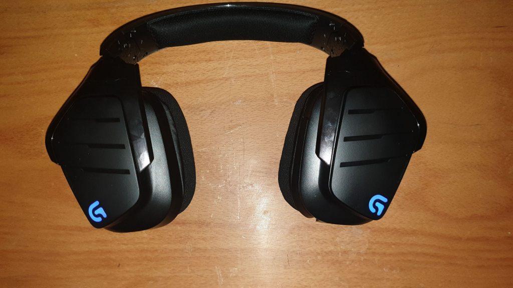 mon casque logitech g933 ne fonctionne pas