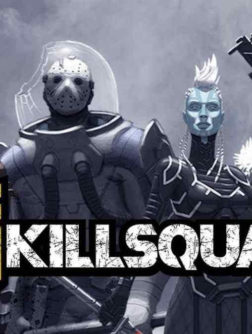Killsquad preview screen