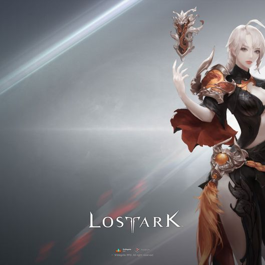 lost ark online cover