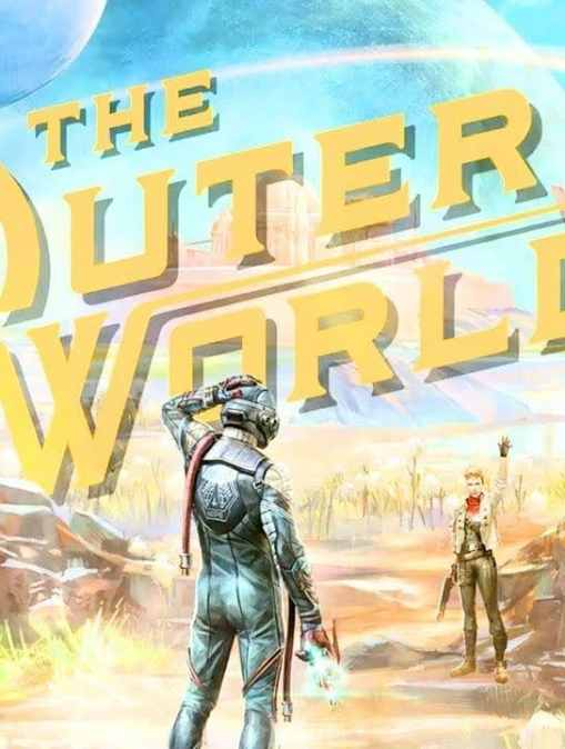 the outer worlds screen test