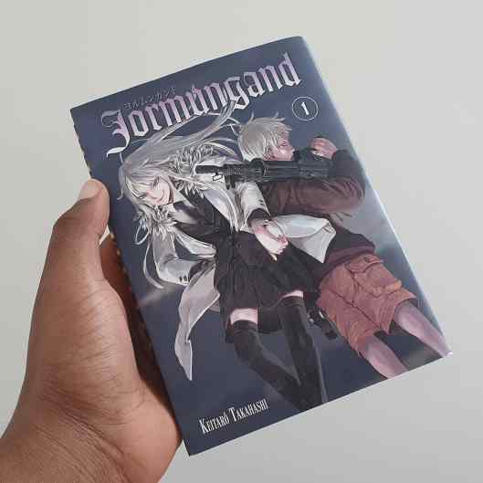 jormungand tome 1 cover - 01