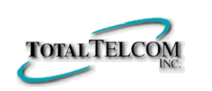 Total telcom logo