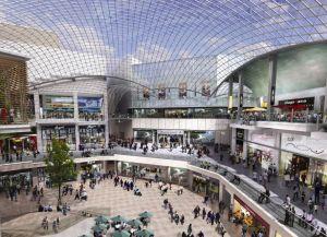 Bristol shopping centre